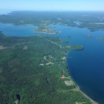 Lubec, Maine and Campobello, NB