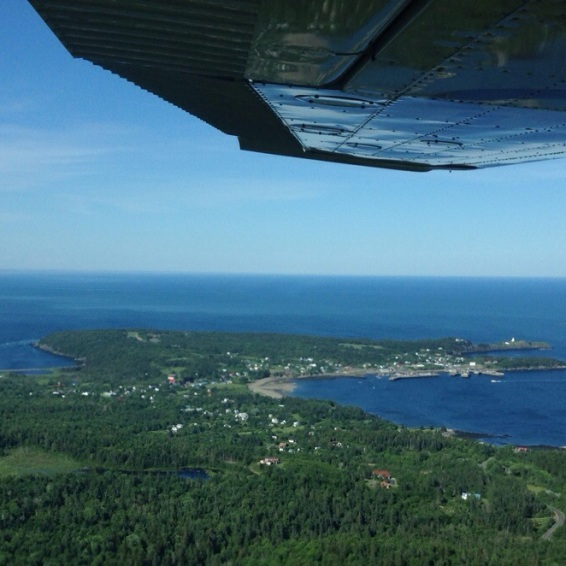 Home again to Grand Manan