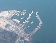 Ingalls Head harbour
