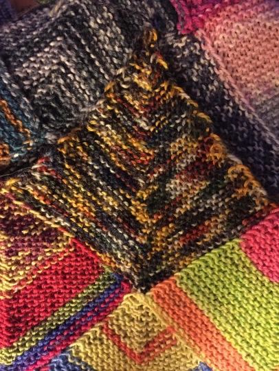 Square 2: Knit Picks Imagination