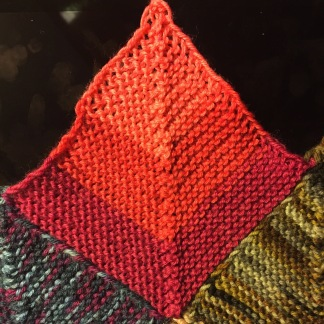 Square 4: Knit Picks Felici