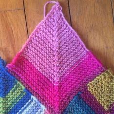 Square 10: Knit Picks Felici