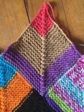 Square 13: Knit Picks Felici