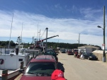 Unloading Tancook Ferry