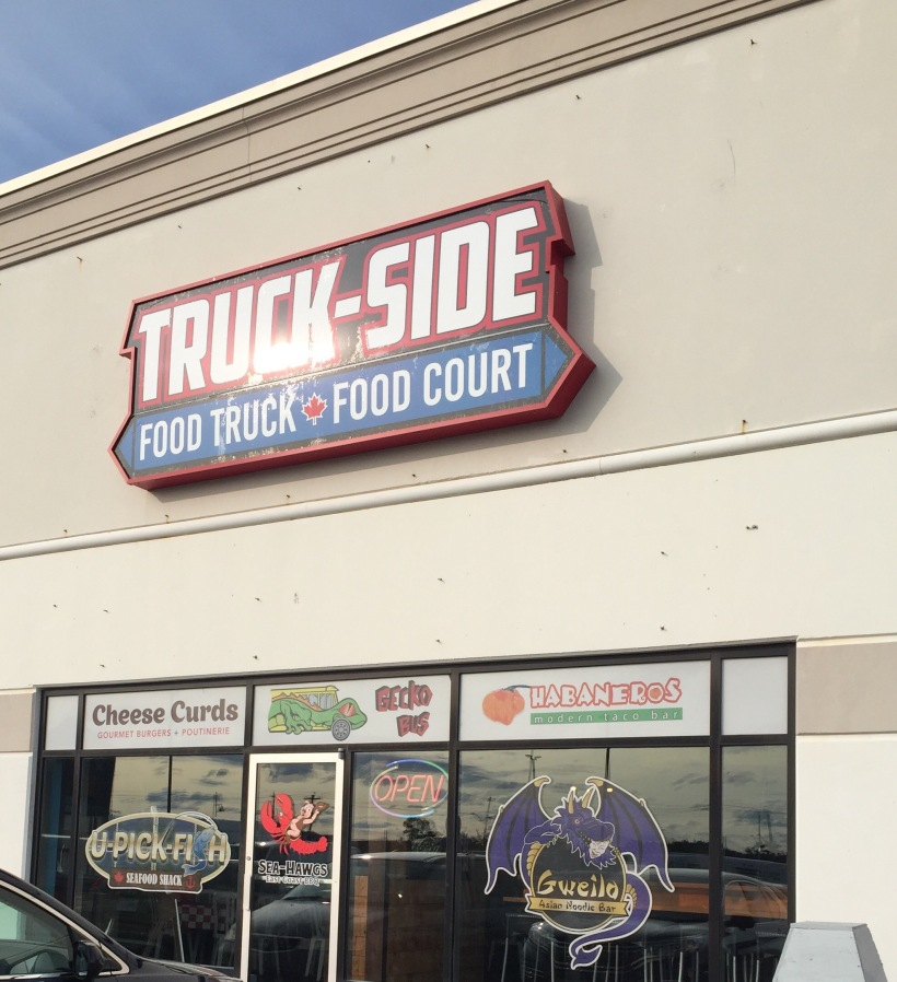 Truckside Food Truck Food Court