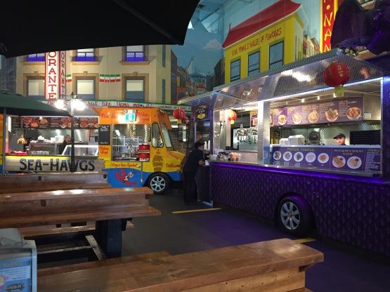 Truckside Food Truck Food Court