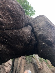 The join of Lover's Arch